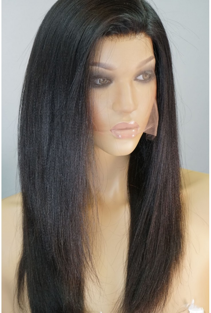 Yaki Silk Top Lace Wig