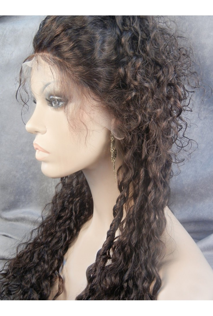Selena | Glueless Lace wigs with silk top