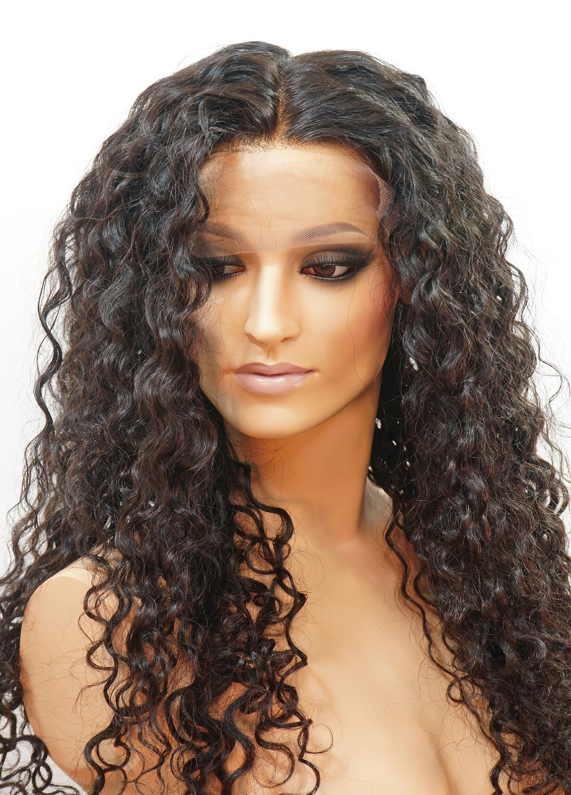 Cora   Glueless Lace Front Wigs with Baby Hair