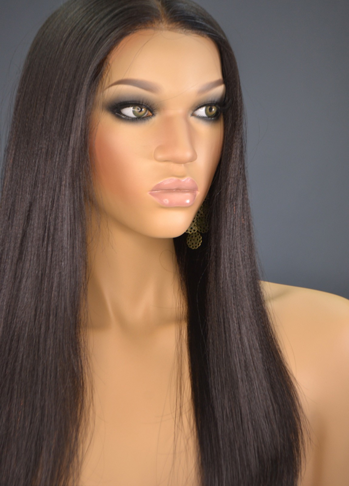 Faith | Long Human Hair Wigs for Black Women