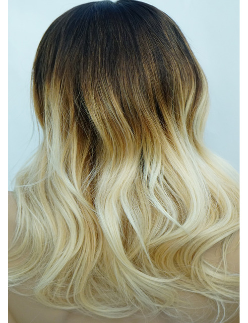 Brittany | Blonde Human Hair Wigs