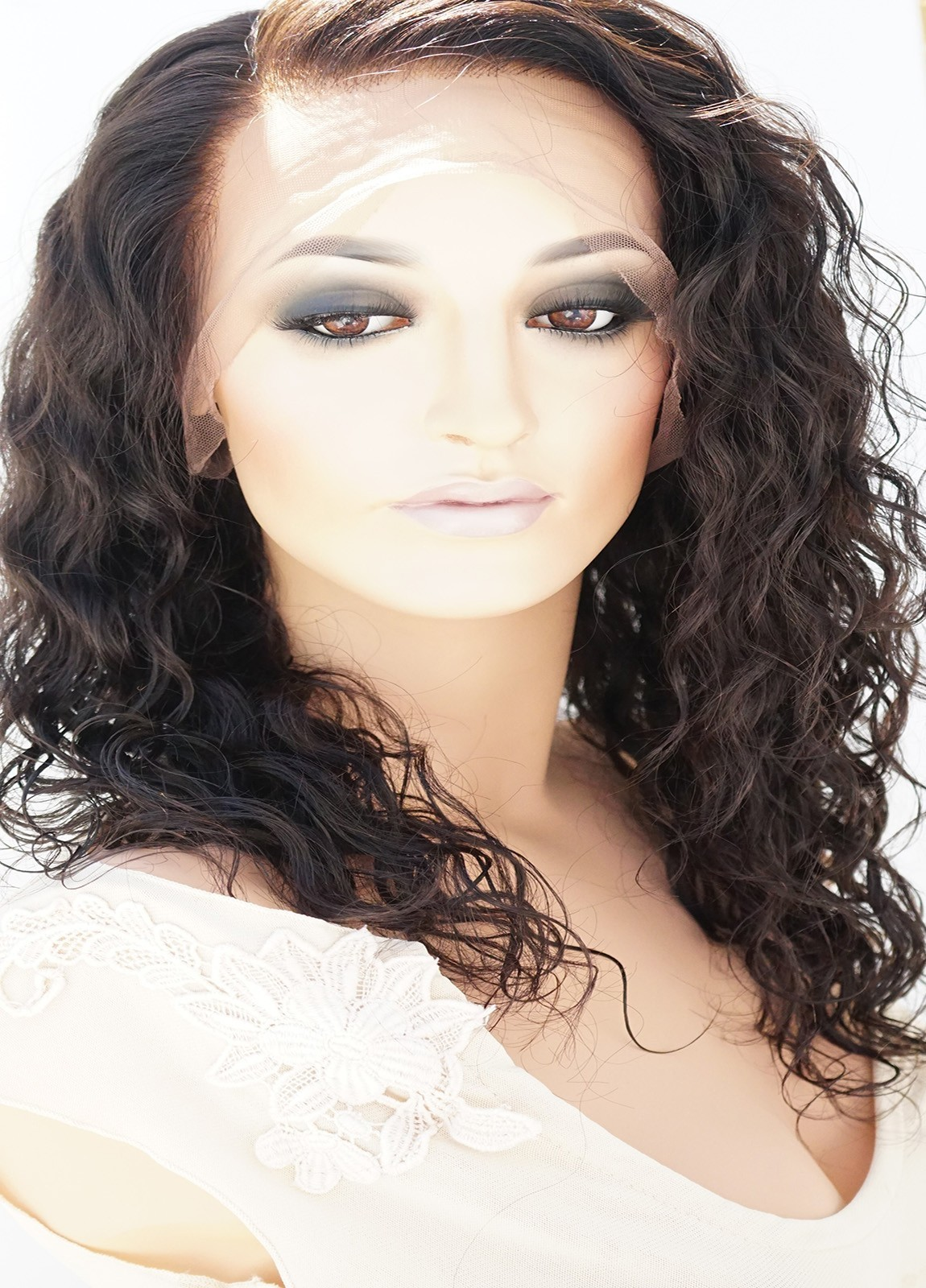 Bodywave Glueless Full Lace Front Wigs