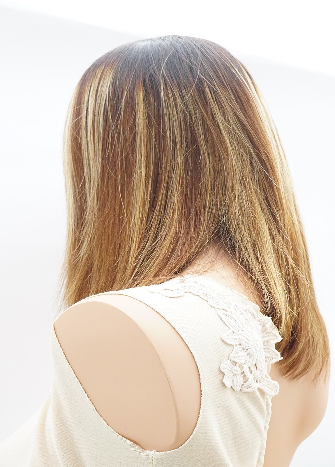 Realistic Wigs for Cancer Patients