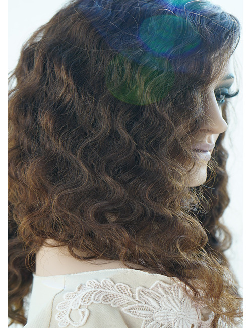 Wavy Full Lace Wig