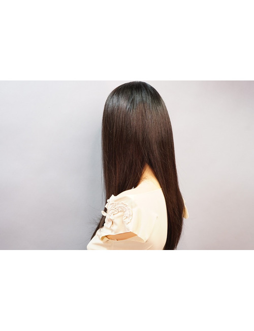 Ray | Straight Full Lace Wig Human Hair