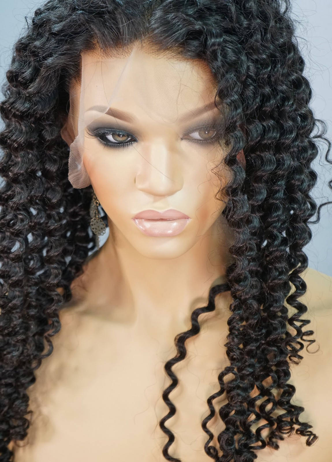 long curly wigs for african americans