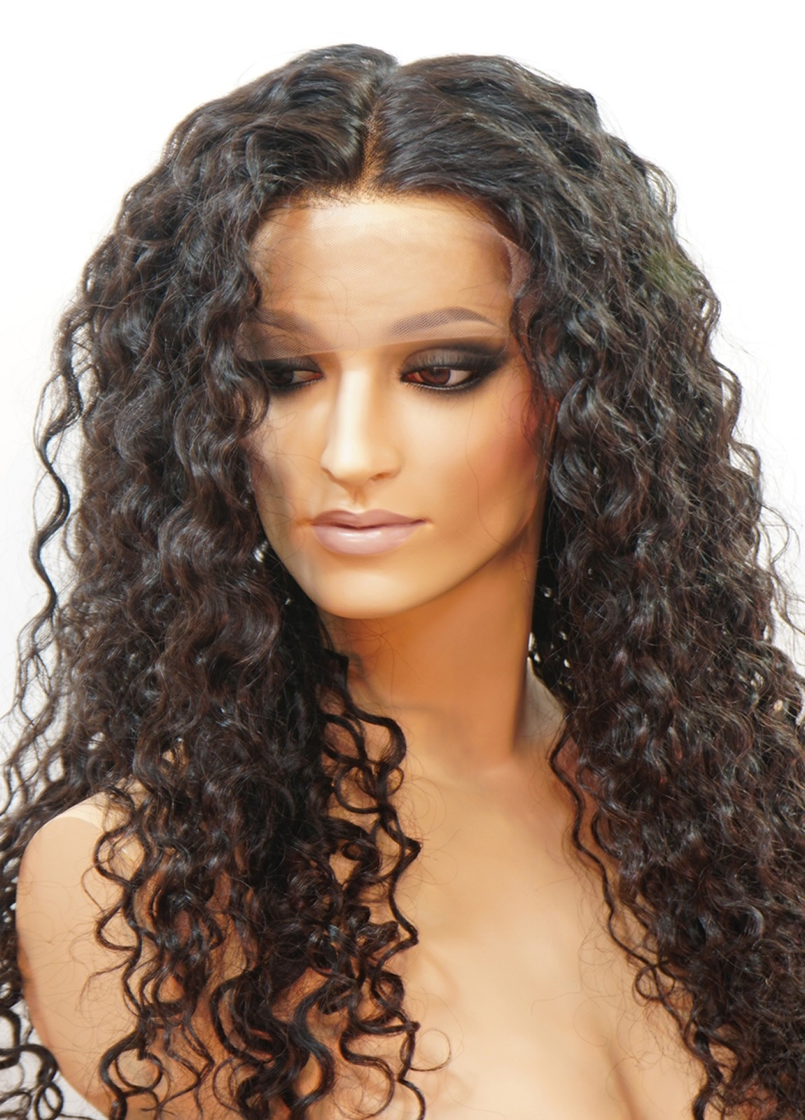 Lace front wigs for white women