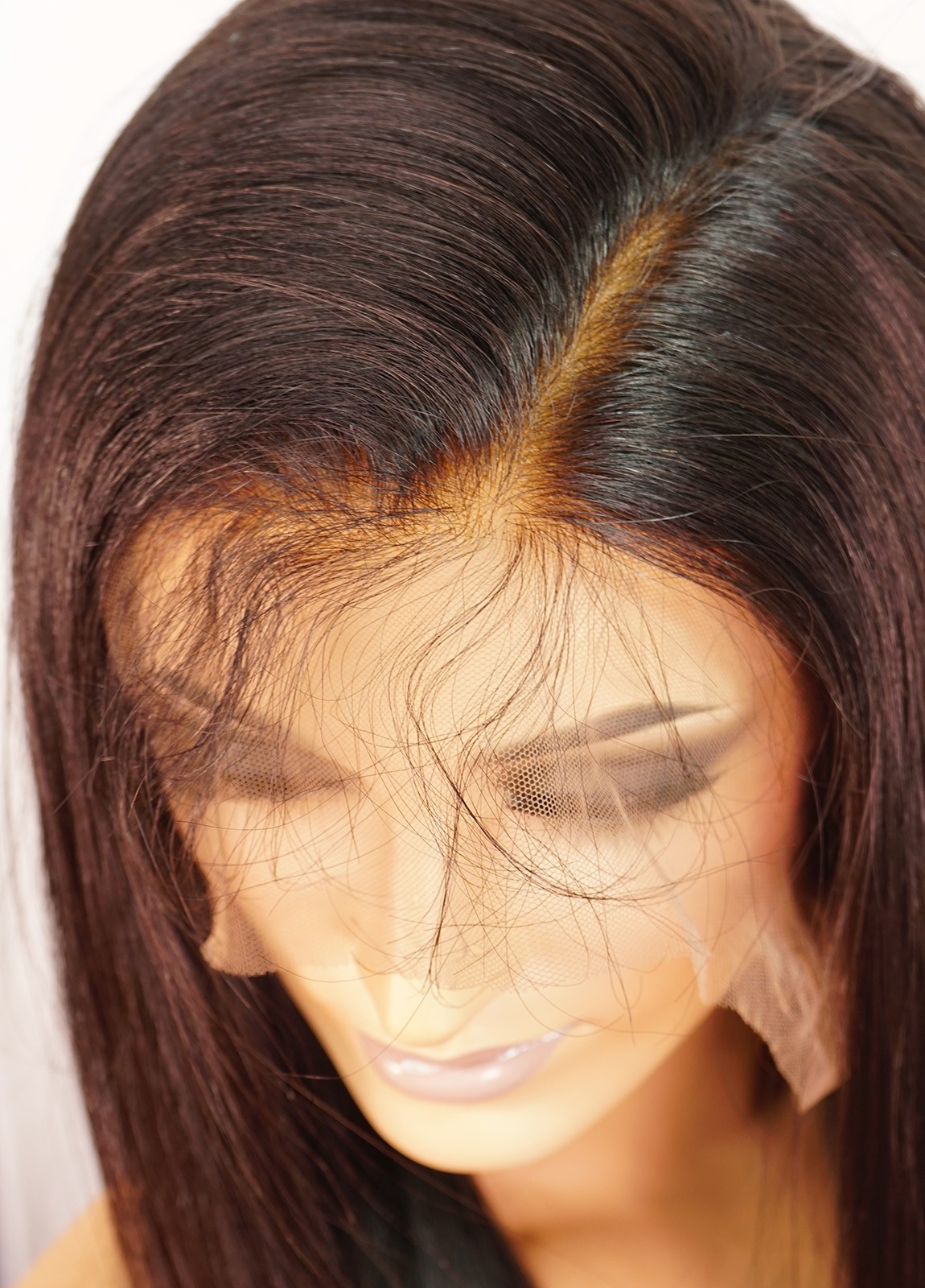 undectable lace wig