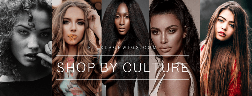 Realistic Wigs for White Women
